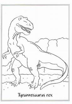 Ausmalbilder Dinosaurier Rex 42 Disegni Di Dinosauri Da Colorare Dinosaurier