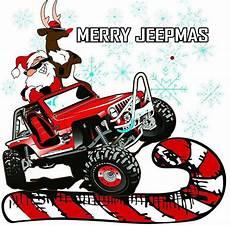 by chris jeep lovin merry christmas everyone