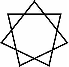 Sterne Bedeutung - what is a seven pointed symbolic of quora