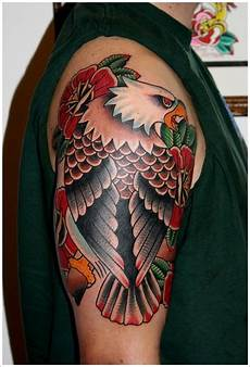 35 attention grabbing eagle tattoo designs