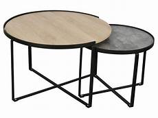 table basse gigogne conforama table gigogne x2 opale vente de table basse conforama