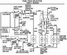 88 ford fuel wiring diagram 88 ford f150 5 0 no fuel getting to engine has inline and in tank when i ground the