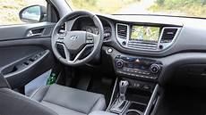 Probefahrt Neuer Hyundai Tucson 2 0 Crdi 187 Motoreport