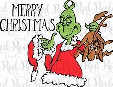 merry christmas grinch rock design co