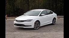 2015 chrysler 200 s driven youtube