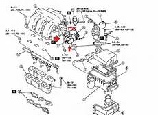 Mazda 6 2005 When Driving In City The Rpms Drop And The