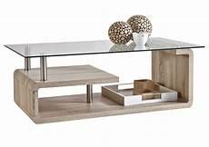 Table De Salon Contemporaine En Verre Table Basse Moderne