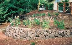 steinmauern garten bilder garden walls ideas landscape construction rock