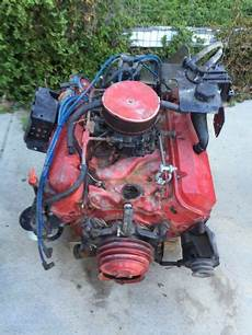 buy 2005 remanufactured chevy 454 marine engine 500 hours motorcycle in camarillo california