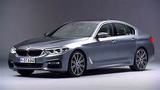 The New Bmw 5 Series Bmw 540i G30