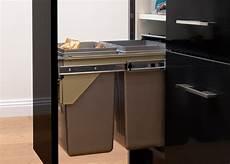 Kitchen Storage Solutions Nz concealed waste bins kaboodle kitchen