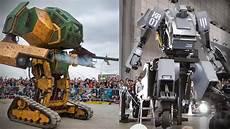 7 Robot Terbesar Yang Ada Di Dunia Nyata