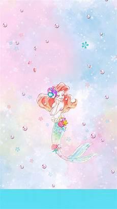Lock Screen Disney Princess Ariel Wallpaper