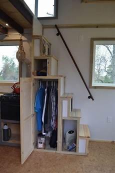 Odyssey Tiny House Kleines Haus Schlafzimmer
