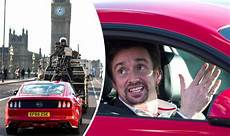 Ex Top Gear Host Richard Hammond Spotted Filming In