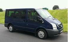 Ford 9 Sitzer - 2009 09 ford transit tourneo 9 seater minibus in