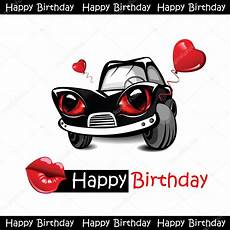 alles gute zum geburtstag auto alles gute zum geburtstag liebe auto stockvektor 169 novkota1 36899539