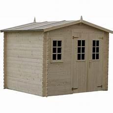 leroy merlin cabane jardin abri de jardin en bois luby 5 48 m 178 233 p 28 mm leroy merlin