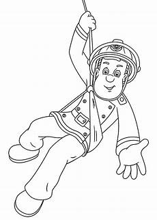Ausmalbilder Feuerwehrmann Sam Einfach Fireman Sam Is Coloring Pages For