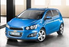 Fiche Technique Chevrolet Aveo Business 1 4 16v 100cv