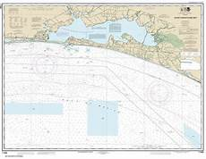 Choctawhatchee Bay Tide Chart Themapstore Noaa Charts Florida Gulf Of Mexico 11388