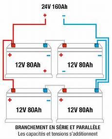 comment monter en s 233 rie ou parall 232 le des batteries