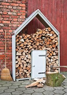 Brennholzregal Kaminholz Selbst De
