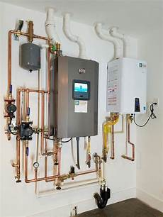 nti high efficiency propane boiler for in floor radiant