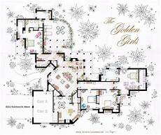 sitcom house floor plans floor plans for houses in tv shows and movies popsugar