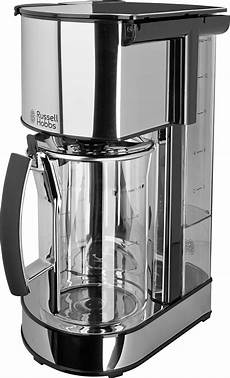hobbs glas kaffeemaschine 187 black glass 171 19650 56