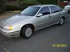 download car manuals 1990 ford taurus transmission control 1990 ford taurus sho classic ford taurus 1990 for sale