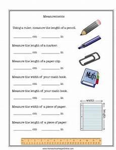 measurement worksheets middle school 1517 measurement worksheet homeschool helper