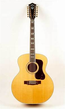 Gear Review Guild F 512 Maple 12 String Acoustic Guitar