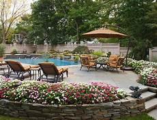 décoration de jardin 15 landscaping ideas for flower beds home design lover
