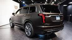 cadillac escalade 2020 auto show cadillac shocks detroit auto show with electric suv