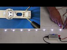 led tester how to test led backlighting sid gj2c led