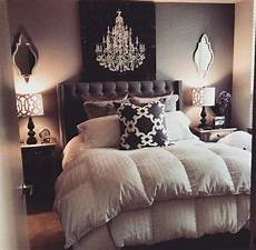 Bedroom Ideas For Couples Grey by Plush Bed Decorations Enhance This Warm Grey Bedroom Ideas