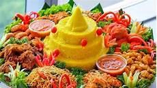 Makna Dan Sejarah Nasi Kuning Doa Baik Dari Tradisi Jawa