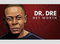 how rich is dr dre