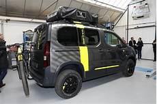 Peugeot Rifter 4x4 Concept Un Showcar Qui Annonce Le