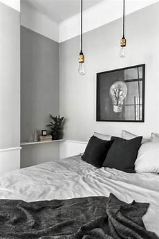 chambre grise et blanche 1001 versions styl 233 es de chambre blanche et grise