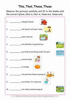 english worksheets grade 1 workbook pronouns key2practice