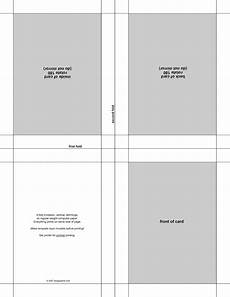 card templates for pages 5 best photos of postcard template 4 per page invitation