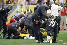 steelers make it official rudolph out of concussion steelers teammates a shocking reaction to