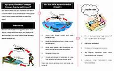 Info Kesehatan Masyarakat Leaflet Demam Berdarah Dengue Dbd