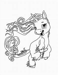 unicornio bebe para colorir criando apego