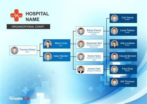 Hospital Hierarchy