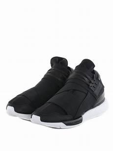 adidas y 3 qasa high sneakers trainers aq5499 black