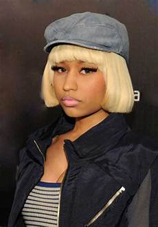 20 nicki minaj blonde bob bob hairstyles 2018 short