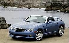 2005 Chrysler Crossfire Srt 6 Roadster Exclusive Road